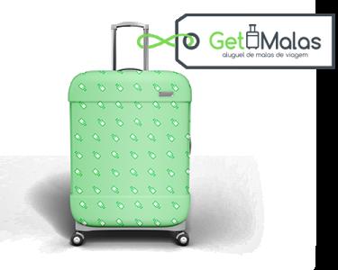 Aluguel de malas de viagem